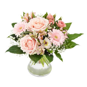 Pale Pink Bouquet