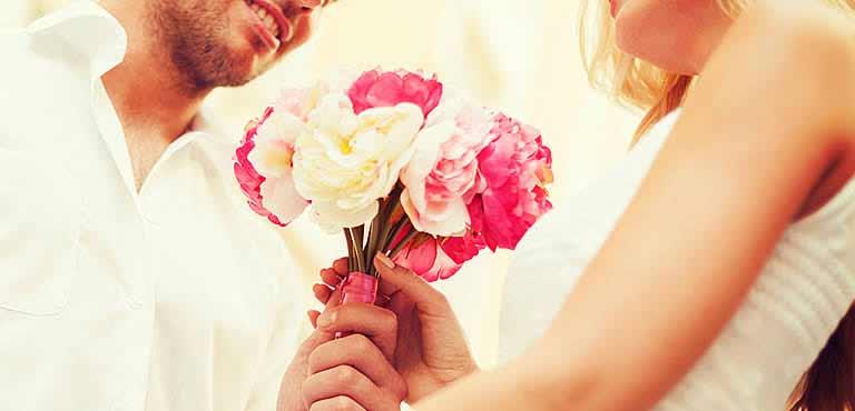 Hochzeit- und Jahrestag