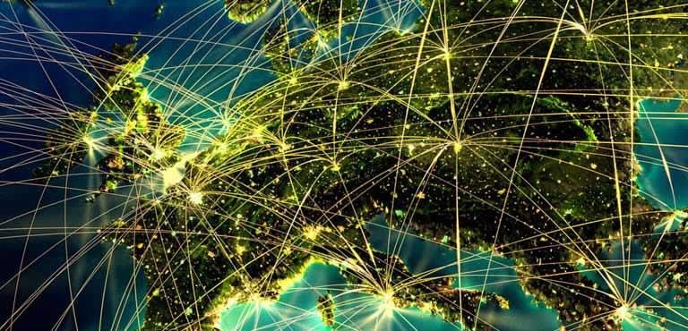 Weltweites Netzwerk - Euroflorist