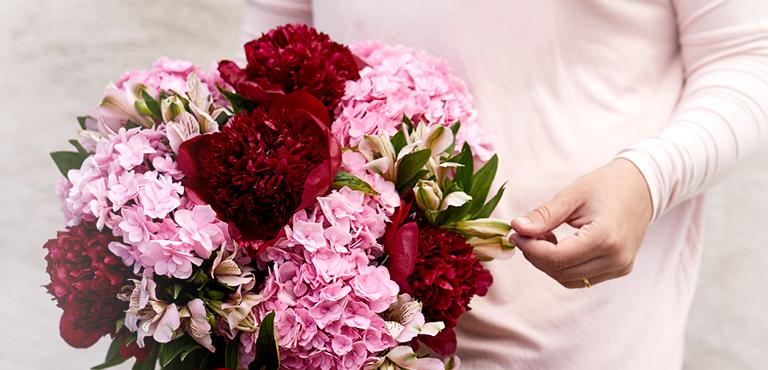 Blumenlieferung am gleichen Tag