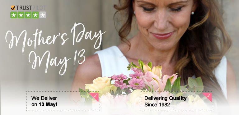 Mother`s Day flowers