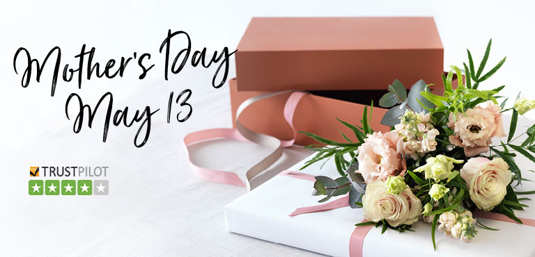 Flower Gifts for Mother's Day